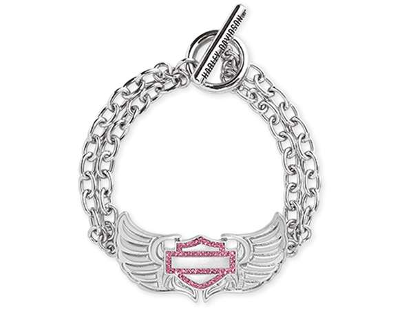 bracciale ladies u0026 39  bar  u0026 shield